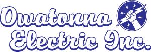 Owatonna Electric Inc. Logo